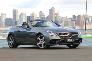 QUICK DRIVE: Mercedes-Benz SLC 300