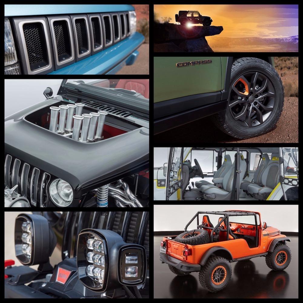 Jeep Easter Safari Concepts