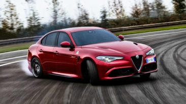 Move over M3; the Giulia Quadrifoglio is coming!