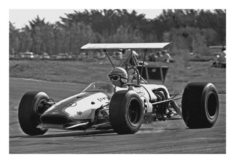 BLAST FROM THE PAST: Brabham BT23C