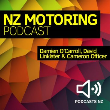 NZ Motoring Podcast 21: More EV bus lane trials, a whole heap of launches and two big coupes