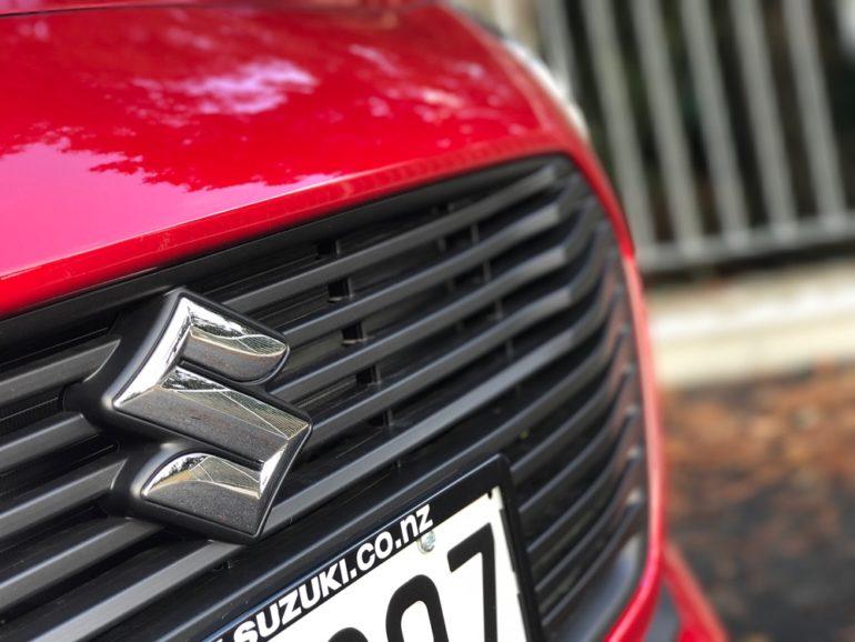 FIRST DRIVE: Suzuki Swift