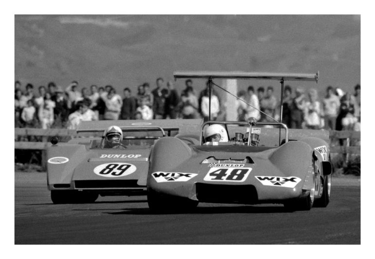 BLAST FROM THE PAST: The big-engined sports cars!