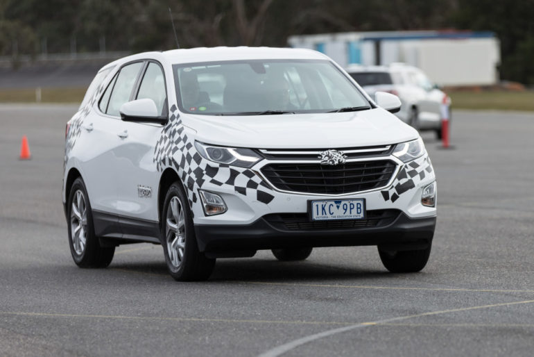 The new Equinox is a much more captivating Holden SUV