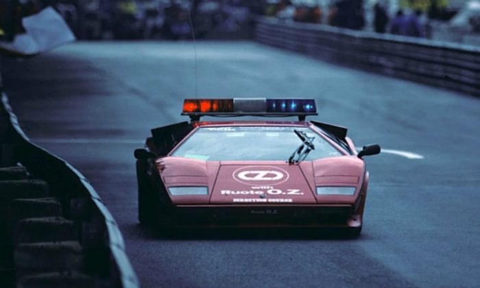 TOP 10 F1 SAFETY CARS
