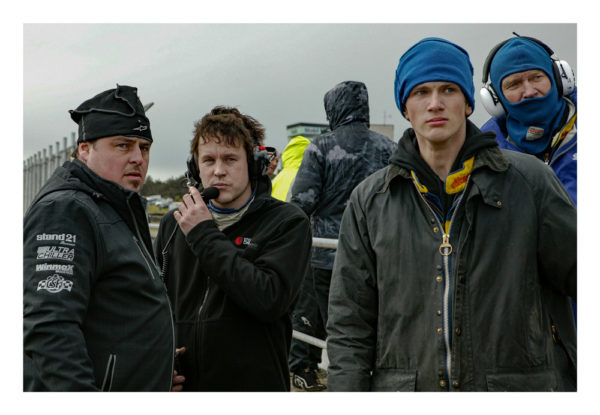 Team-McFarlane. IMAGE/terry marshall