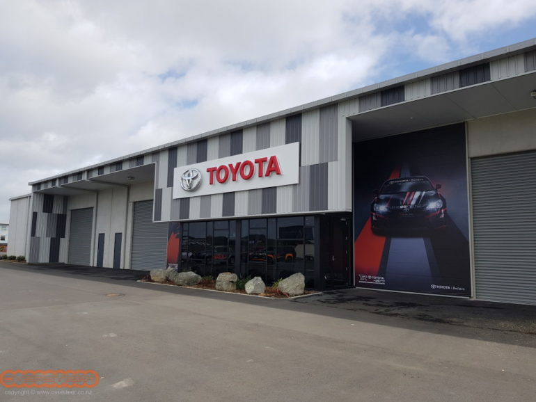 TRS opens its new Hampton Downs home