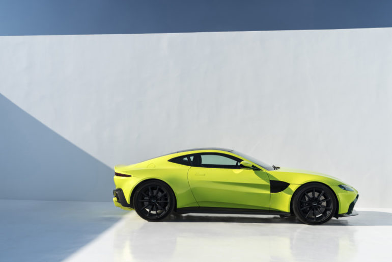 The Vantage has landed