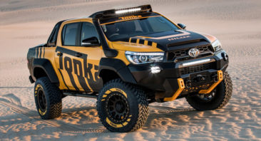 Toyota Hilux's top five pop-culture moments