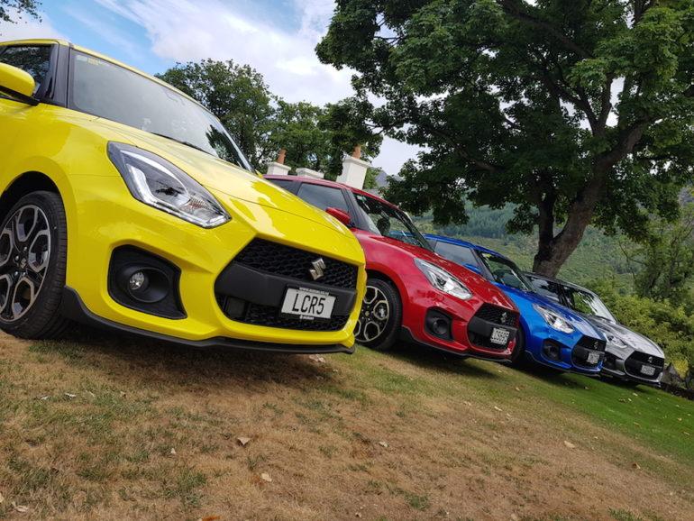 FIRST DRIVE: Suzuki Swift Sport