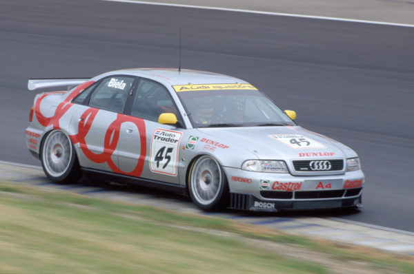 Another German goliath, the A4 quattro brought four wheel drive to the attention of the world and the front of the grid, much to the dismay of other teams. After winning countless races, accusastions were made of the quattro and it was ultimately banned, but not after a championship win in 1996.