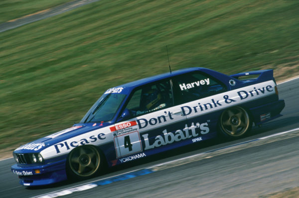 A hallmark of the 1990s era of BTCC, arguably one of the more revered periods of the series, the E30 M3 cemented itself as the car to have on the road thanks to the racing prowess of the race cars. A key player in the thrills-and-spills of the 1990s, the M3 is BTCC royalty and was driven to Championship wins in 1988 and 1991.
