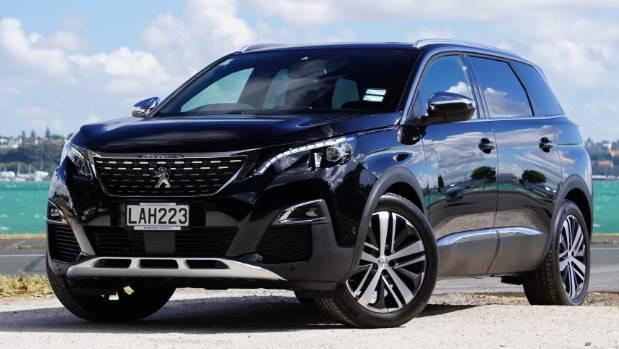 Peugeot's strange path to SUV status