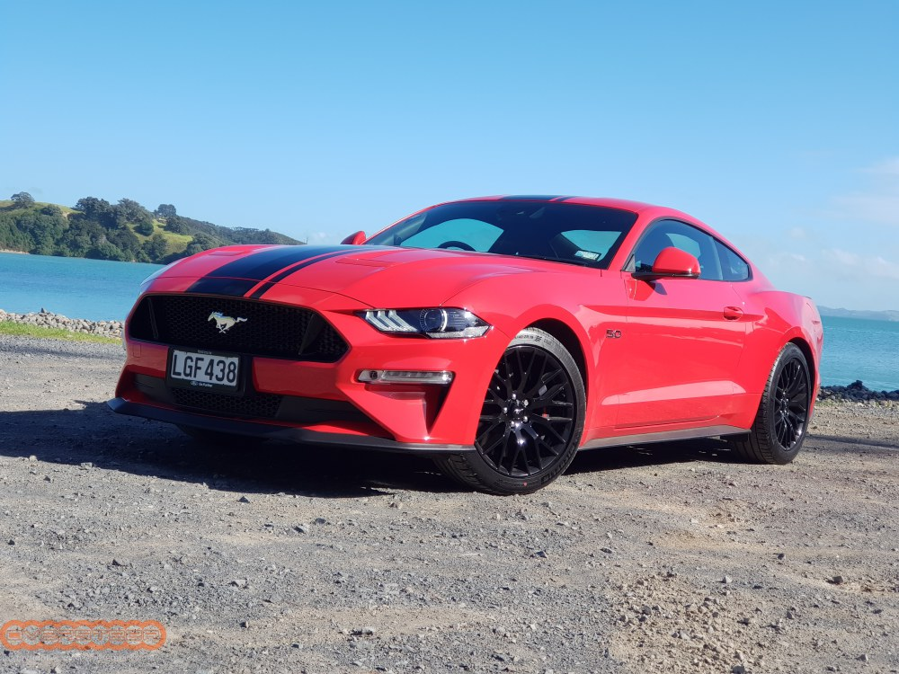FIRST DRIVE: Ford Mustang GT – OVERSTEER